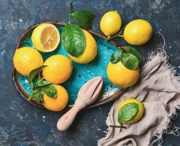 الليمون والصداع