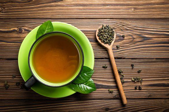 ما يفعله الشاي الأخضر لجسمكم