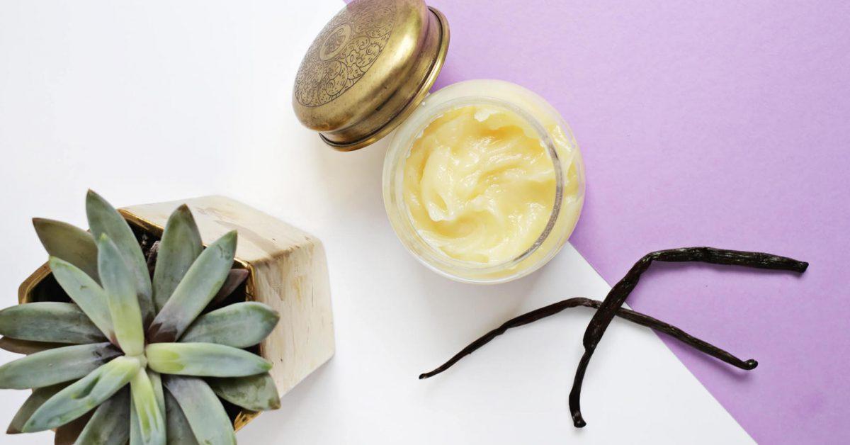Beurre corporel fait maison