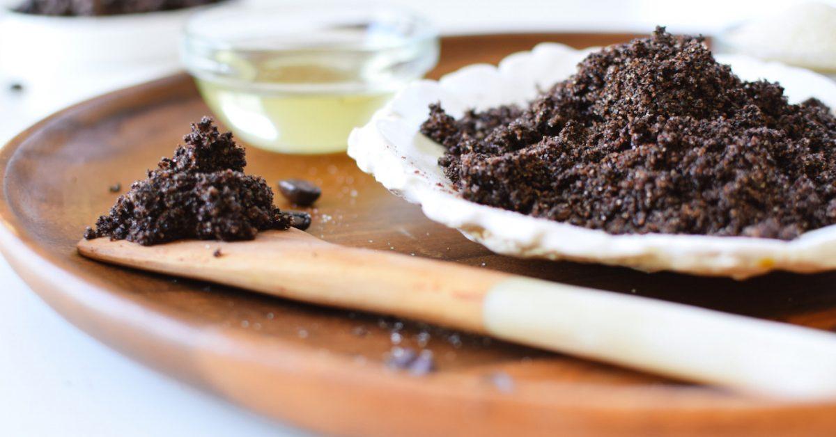 Masque visage Café-Cacao