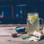 bonnes raisons de boire du citron gingembre