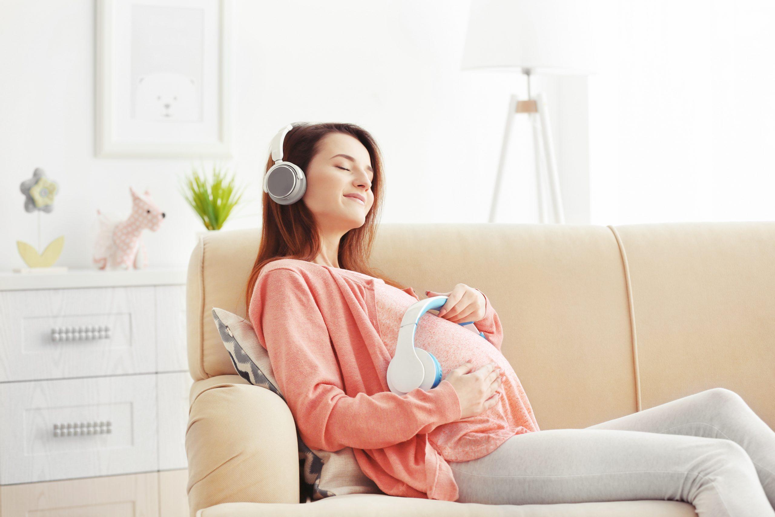 Les bienfaits de la musique pendant la grossesse