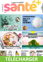 Avril Magazine Santé+