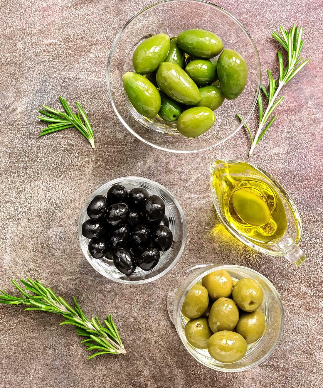 Olives et perte de poids, quelle relation ?