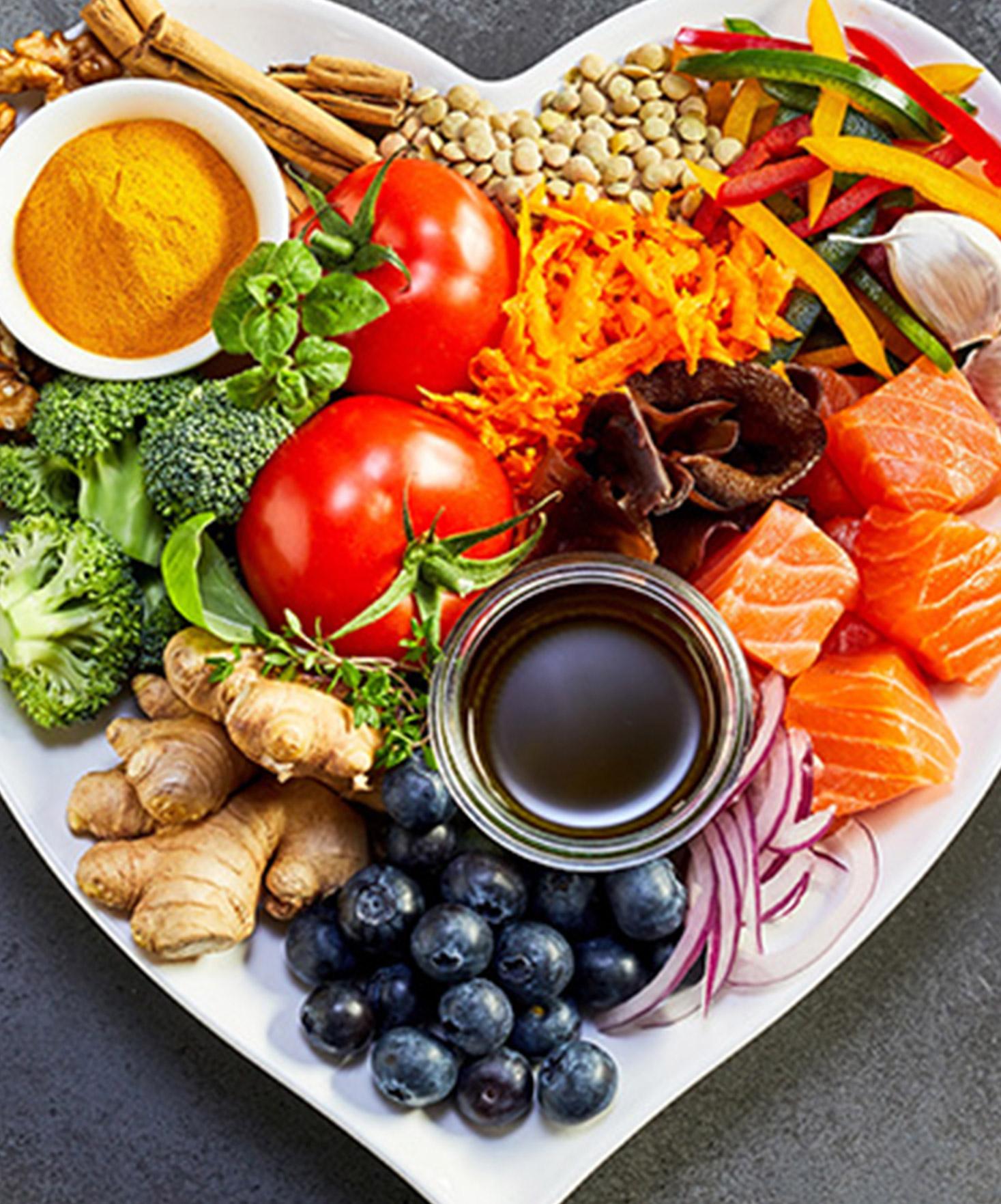Ces aliments à consommer pour un cœur sain et en bonne santé