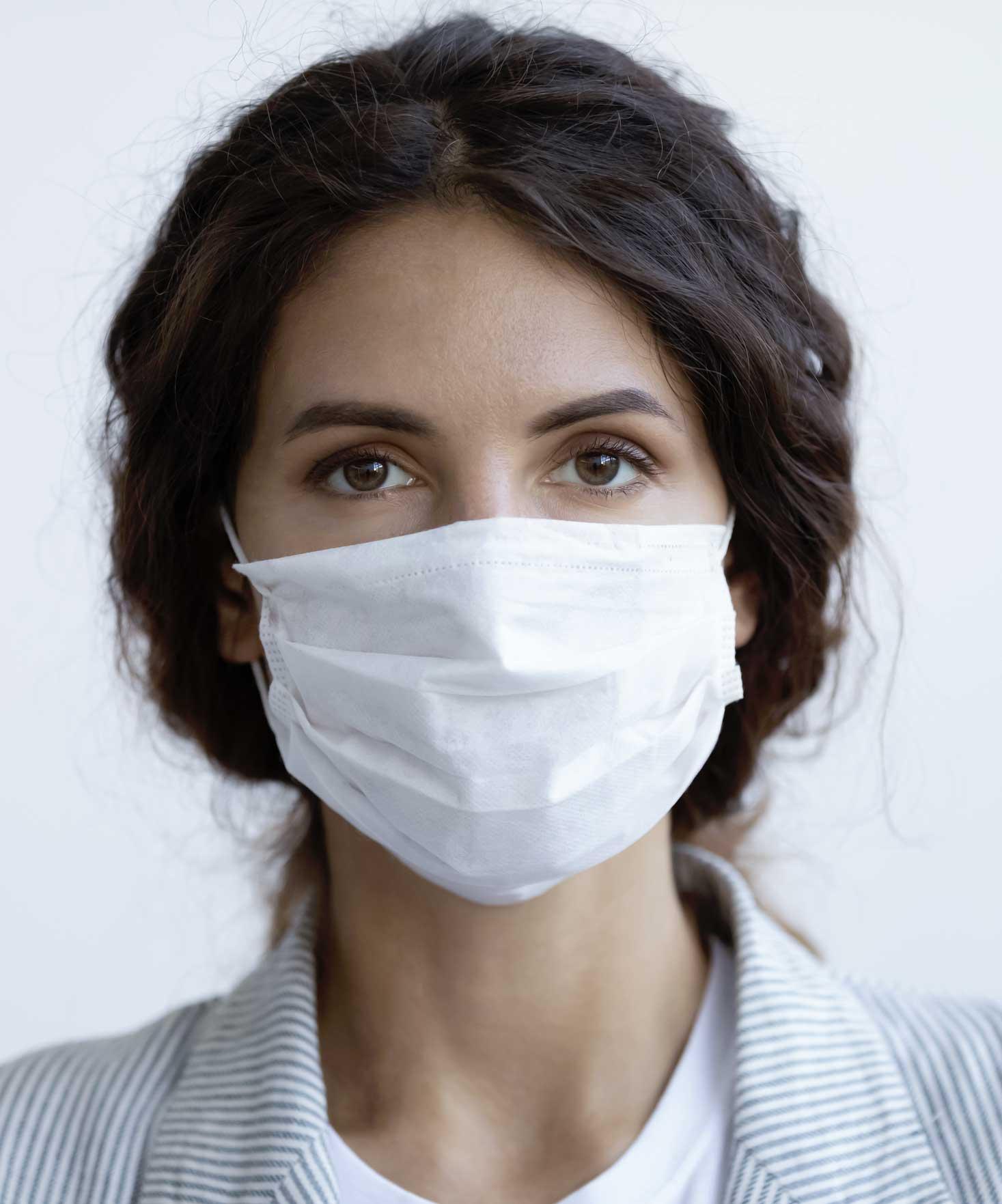 Le gouvernement marocain adopte un nouveau décret pour imposer le port du masque facial