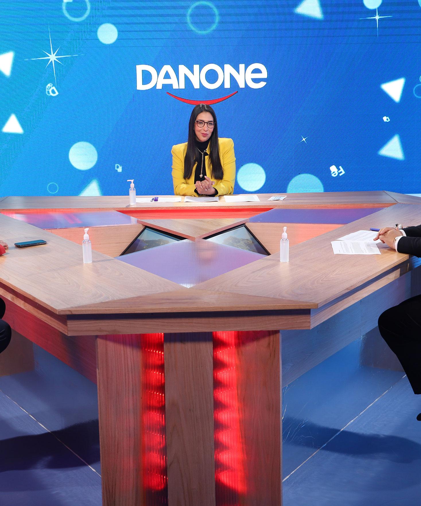 Danone :  Lancement d'une gamme de produits laitiers fortifiés en fer et en vitamine D destinés aux enfants à partir d'1 DH